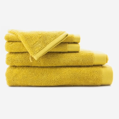 serviette de bain_jaune_bathbazaar