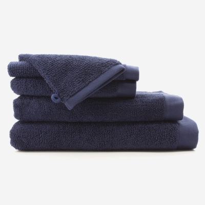 serviette de bain_bleu_bathbazaar