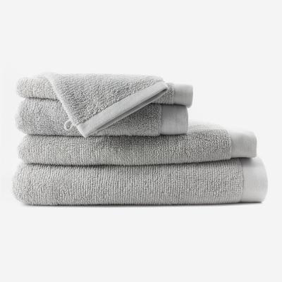 serviette de bain_gris_clair_bathbazaar