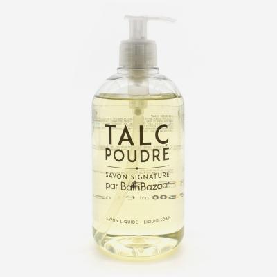Savon liquide Talc Poudré 500ml - MANOSQUE_004905_BathBazaar