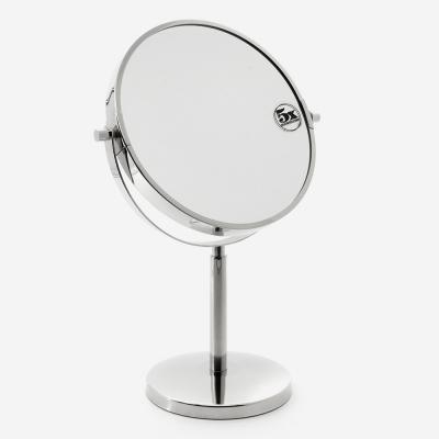 Miroir grossissant à pied inox - CIRCLE - Bath Bazaar