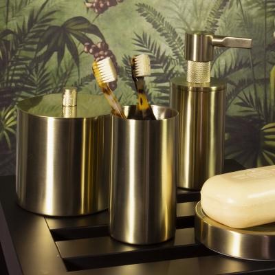 Accessoire à poser salle de bain gamme or - Paris - Bath Bazaar