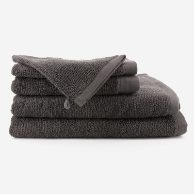serviette de bain_gris_granit_bathbazaar