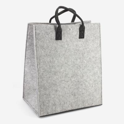 Paniers à linge gris _005179_bathbazaar