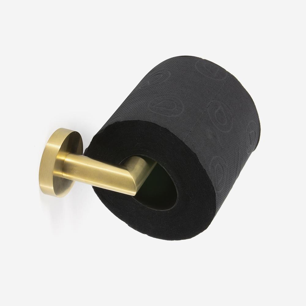 Dérouleur papier wc or - 016645 - BathBazaar