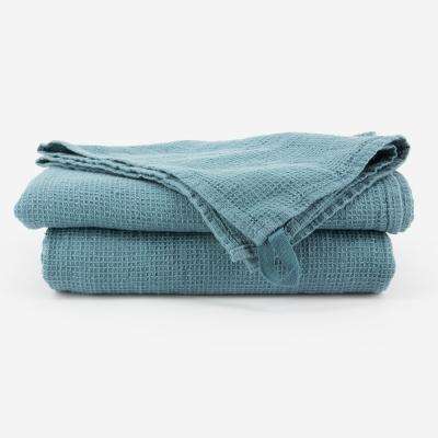 serviette en lin bleu aqua-016616-bathbazaar